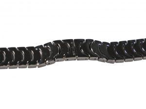 Lot #6615 – Bvlgari ST35 Solotempo 18MM Watch Bracelet Watch Bracelets [tag]