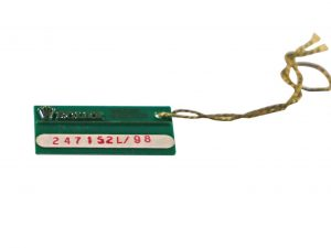 Lot #6617 – Rolex 68623 Yacht Master 1997 Green Hang Tag Accessories [tag]