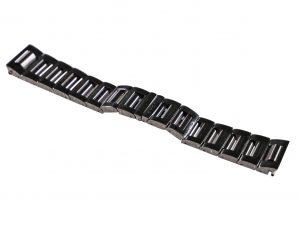Lot #6623 – Bvlgari Rettangolo RT45S 19MM Watch Bracelet Watch Bracelets [tag]