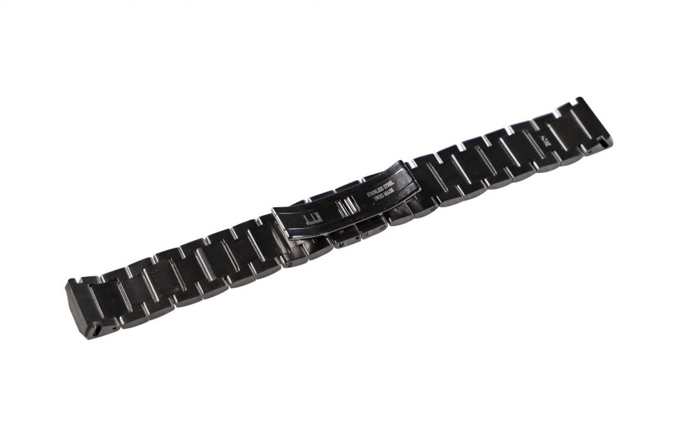 Lot #6643 – Dunhill 18MM Watch Bracelet Watch Bracelets [tag]