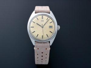Lot #8980 – IWC Yacht Club Date Automatic Watch Patina IWC International Watch Co