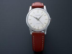 Lot #7960 – Rare IWC Platinum Watch Cal 863 Vintage IWC International Watch Co