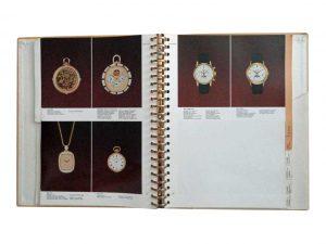 Lot #11364 – Patek Philippe Dealer Master Catalog Vintage 2499 Collector's Bookshelf Patek Philippe