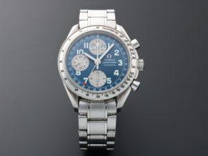 Lot #10868 – Special Edition Omega Speedmaster Triple Calendar Japanese Market Watch 3523.81.00 3523.81 Chronograph