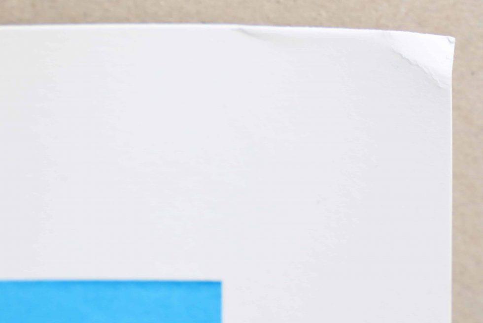 Lot #9503 – Hebru Brantley Darker Than The Color Of My True Love's Hair Print Art Hebru Brantley