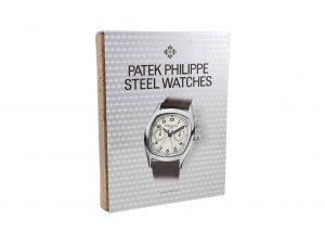 Lot #9646 – Patek Philippe Steel Watches Book by John Goldberger Collector's Bookshelf Books
