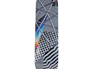 Lot #11191 – Felipe Pantone Skateboard Deck Felipe Pantone Felipe Pantone