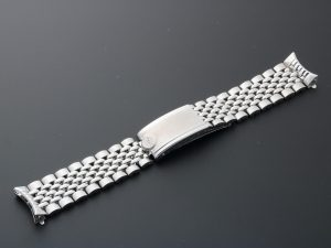 Lot #6489A – IWC Gay Freres 18mm Rice Watch Bracelet Vintage IWC Gay Freres