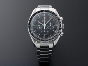 Lot #10942 – Omega Speedmaster Professional Moon Watch 145.012-67 Caliber 321 145.012-67 SP Chronograph