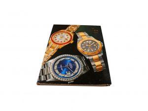 Lot #10278 – Rolex 1997 – 1998 Master Dealer Watch Catalog Collector's Bookshelf [tag]