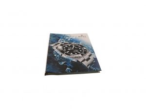 Lot #10309 – Rolex 2010 – 2011 Master Dealer Watch Catalog Collector's Bookshelf [tag]