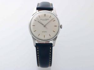 Lot #11385 – Rare IWC Platinum Watch Cal 853 Vintage IWC International Watch Co