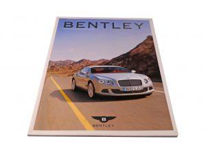Lot #10319 – Bentley Collector's Bookshelf [tag]