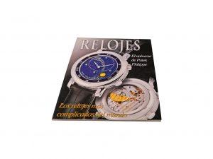 Lot #10321 – Relojes Magazine Collector's Bookshelf [tag]