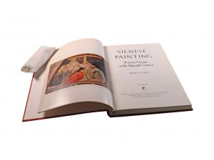 Lot #10317 – Sienese Painting Collector's Bookshelf [tag]