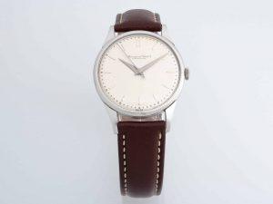 Lot #11382 – Rare Vintage IWC Platinum Watch Cal 89 IWC International Watch Co