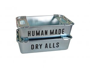 Lot #10760 – Human Made Stacking Box Set Steel Art Toys BBC