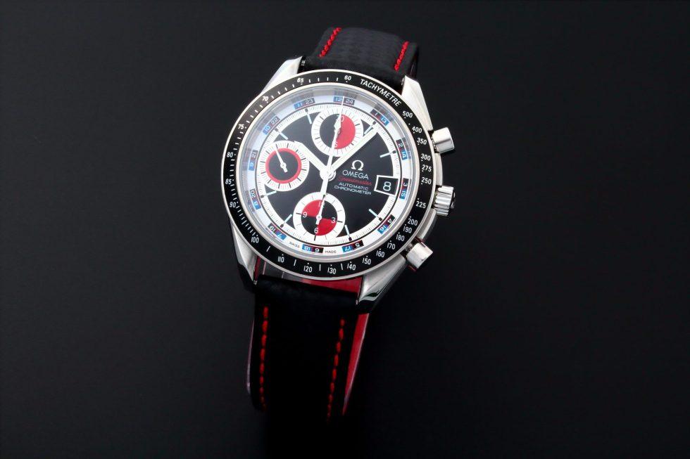 Lot #10901 – Omega 3210.52 Speedmaster Casino Dial Watch 3210.52 Omega 3210.52.00