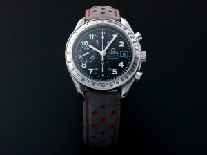 Lot #10902 – Omega 3513.52 Speedmaster Date Watch Special Edition 3513.52 Omega 3513.52