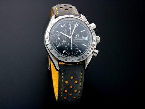 Lot #10908 – Omega Speedmaster Date Watch 3513.50 Omega Omega 3513.56.00