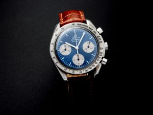 Lot #10941 – Omega 3510.82 Speedmaster Japanese Market Watch 3510.82 Omega 3510.82