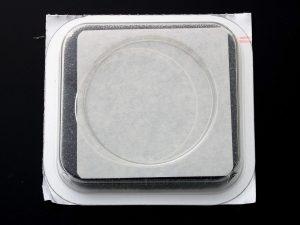 Lot #10980 – Omega Speedmaster 1 Mile Telemeter Bezel 145.022 & 145.012 Parts 105.012 Omega 082ST1450012TE2
