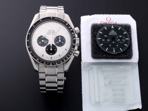 Lot #10981 – Omega 3570.50 Speedmaster Professional Moon With Mitsukoshi Dial 3570.50 Chronograph