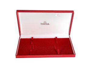 Lot #10988 – Rare Omega Special Edition Vintage Presentation Watch Box Omega [tag]