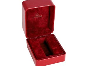 Lot #10991 – Omega Watch Box Vintage Omega [tag]