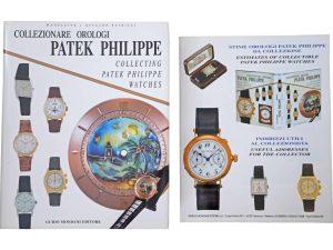 Lot #11155B – Collecting Patek Philippe Wrist Watches Book by Patrizzi Collector's Bookshelf Osvaldo Patrizzi