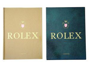 Lot #11157B – Rolex Timeless Elegance Watch Book George Gordon Collector's Bookshelf [tag]