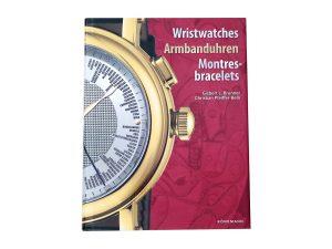 Lot #11239A – Wristwatches Bracelets Watch Book Brunner & Belli Collector's Bookshelf [tag]