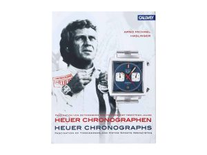 Lot #11241 – Heuer Chronograph Book by Arno Michael Haslinger Collector's Bookshelf Arno Michael Haslinger