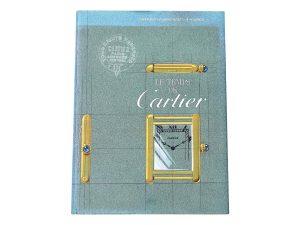 Lot #11316 – Les Temps de Cartier Book by Jader Barracca, Giampiero Negretti, & Franco Nencini Cartier Cartier Book