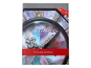 Lot #11343A – Les Temps de Cartier Book by Jader Barracca, Franco Nencini & Giampiero Negretti Cartier Cartier Book
