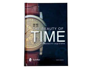 Lot #11494B – Beauty of Time: The Watches of A. Lange & Sohne Book by Harry Niemann A. Lange & Söhne A. Lange & Sohne Book