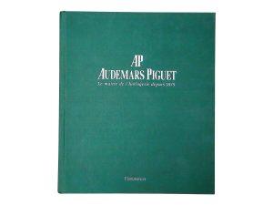 Lot #11494A – Audemars Piguet Le Maitre de L'Horlogerie Depuis 1875 Watch Book Flammarion Audemars Piguet Audemars Piguet